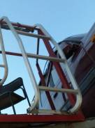 Лестница алюминиевая на прадо 78