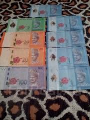 Продам валюту рингит(MYR)