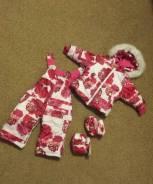 Продам костюм трансформер на зиму Батик. Рост: 74-80 см
