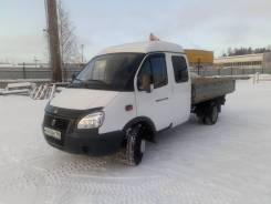 ГАЗ 330232. Продаётся Газель 330232 тент, 2 800 куб. см., 1 500 кг.