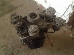 Двигатель в сборе. Kia Frontier Kia Bongo, W3 Kia Pregio Двигатель JT