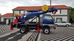 Mitsubishi Canter. Продам автобуровую , Полная Пошлина, 4 600 куб. см., 4 000 кг.