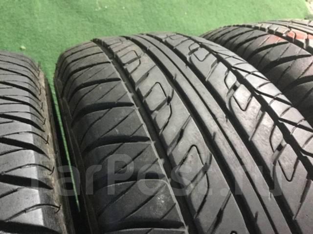 Dunlop Grandtrek PT2. Летние, 2012 год, износ: 10%