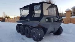 Mudd-Ox XL. MuddOx XL turbo diesel 8x8, 1 544 куб. см., 600 кг., 1 250,00кг.