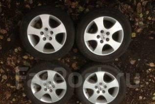 Nissan. x16, 5x114.30, ET40, ЦО 64,1мм.