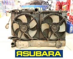 Радиатор охлаждения двигателя. Subaru Legacy, BE5, BH5 Subaru Impreza, GDA, GDB, GGA, GGB Subaru Legacy B4 Двигатели: EJ206, EJ205, EJ207
