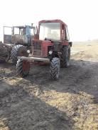 МТЗ 82. Трактор МТЗ-82 красный 4WD снят с учета, 4 750 куб. см.