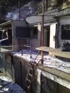 Гаражи лодочные. улица Космонавтов 13, р-н Тихая, 40кв.м., электричество. Вид снаружи