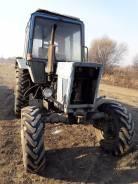 МТЗ 82. Трактор МТЗ-82 светло синий 4WD снят с учета, 4 750 куб. см.