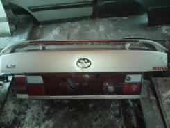 Крепление двери багажника. Toyota Sprinter, AE102 Toyota Corolla, AE101, AE101G, AE102, CE100, CE100G, EE100, EE101 Двигатели: 7AFE, 2C, 2E, 4AF, 4AFE...