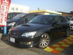 Subaru Legacy B4. автомат, 4wd, 2.0, бензин, 49 000 тыс. км, б/п, нет птс. Под заказ