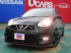 Nissan March. механика, передний, 1.5 (116 л.с.), бензин, б/п. Под заказ