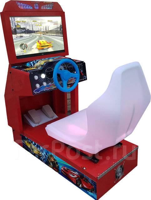 игровой детский автомат