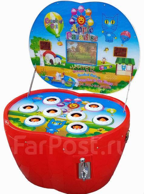 Бизнес детские игровые автоматы