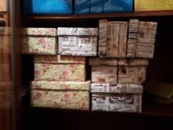 Ручные работы, подарочные коробки