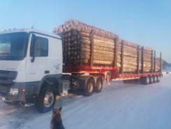 Cimc. Сортиментовоз лесовоз 80 тон, 80 000 кг.