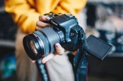 Canon EOS 650D. 15 - 19.9 Мп, зум: 10х. Под заказ