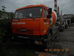 КамАЗ 65115. Продается бетоносмеситель Камаз, 7 000,00куб. м.