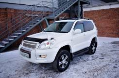 Toyota Land Cruiser Prado. автомат, 4wd, 3.4 (185 л.с.), бензин, 102 тыс. км