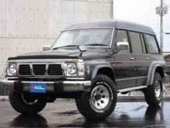 Nissan Safari. автомат, 4wd, 4.2, дизель, 196 000 тыс. км, б/п, нет птс. Под заказ