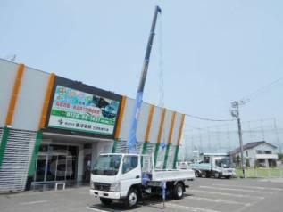 Mitsubishi Canter. Продам грузовик с манипулятором Mitsubishi Fuso Canter ; KK-FE73EEN, 5 240 куб. см., 2 000 кг. Под заказ