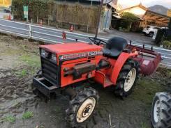 Hinomoto C174. Трактор