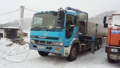 Hino Profia. Продается HINO Profia 1997. Обмен на воровайку 5-тонн, или фронтальник., 17 000 куб. см., 10 999 кг.