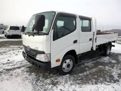 Toyota Dyna. Продам двухкабинник , 4 090 куб. см., 2 000 кг.
