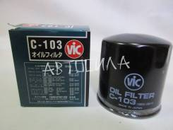 Фильтр масляный C103 VIC Япония РАСПРОДАЖА, СКИДОК НЕТ (25019)