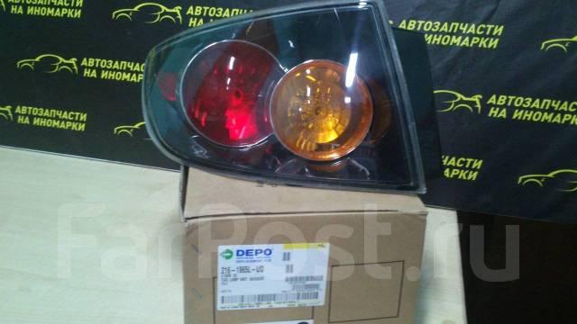 Стоп-сигнал. Mazda Mazda3 Mazda Axela, BK3P, BK5P, BKEP