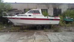 Yamaha FR-24. Год: 1994 год, длина 7,50м., двигатель стационарный, 260,00л.с., бензин
