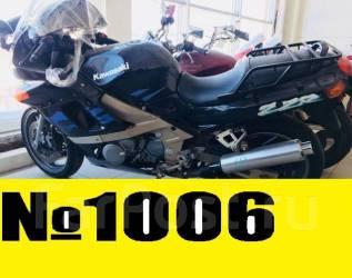 Kawasaki ZZR 400. 400 куб. см., исправен, птс, без пробега