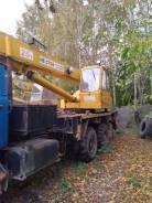 Челябинец КС-45721. Кран автомобильный КС-45721 (692901), 11 150 куб. см., 25 000 кг.