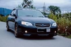 Губа. Subaru Legacy, BL, BL5, BL9, BLE