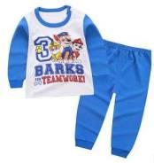 Пижамы. Рост: 92-98, 98-104, 110-116 см