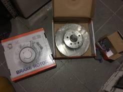 Колодка тормозная дисковая. BMW X6, E71 Двигатель N55B30
