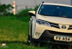Фары (тюнинг комплект)Toyota Rav4 (XA40) 2013-2016.