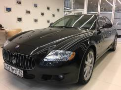 Maserati Quattroporte. С водителем