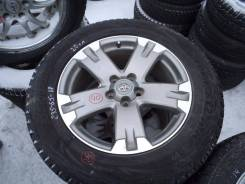 Bridgestone Blizzak DM-V1. Зимние, без шипов, 2009 год, износ: 5%, 4 шт