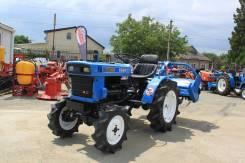 Iseki. Японский трактор TX1500F, 15 л.с.