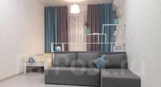 1-комнатная, улица имени 40-летия Победы 135. агентство, 41 кв.м.