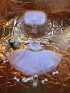 Платья бальные. Рост: 110-116, 116-122, 122-128 см