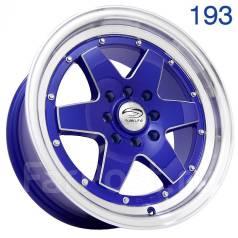 Sakura Wheels. 7.0x15, 4x100.00, 5x114.30, ET20, ЦО 73,1мм.