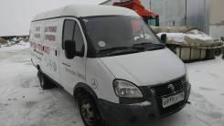 ГАЗ 2705. Газель 2705, 106 куб. см., 3 500 кг.