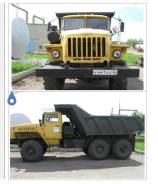 Урал 4320. Самосвал, 3 000 куб. см., 18 000 кг.