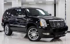 Cadillac Escalade. автомат, 4wd, 6.2 (409л.с.), бензин, 128тыс. км. Под заказ