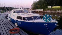 Seaark. Год: 2014 год, длина 11,50м., двигатель стационарный, 50,00л.с., дизель