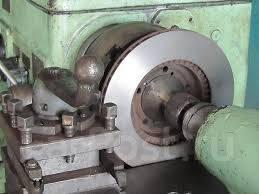 Проточка тормозных дисков и барабанов легковых и грузовых автомобилей