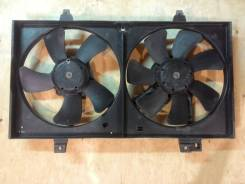 Вентилятор охлаждения радиатора. Nissan Almera Classic, B10 Nissan Almera, B10RS