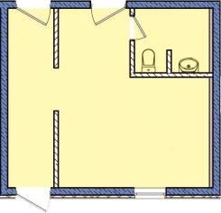 1-комнатная, Краснодарский край, Сочи, р-н Хостинский, 1-я Мацестинская, ЖК «Мацеста Парк». Хостинский, агентство, 33 кв.м.